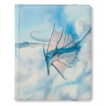 18-PKT PORTFOLIO - Dragon Shield Card Codex - Sky Blue - Strata