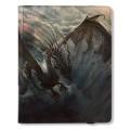 18-PKT PORTFOLIO - Dragon Shield Card Codex - Smoke - Fuligo
