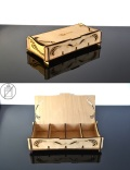 Board Game Storage Box - TOKEN BOX L - ELVEN