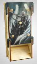 Dice Tower Slim - ANGEL KNIGHT