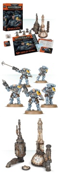 Kill Team - Space Marines - FANGS OF ULFRICH