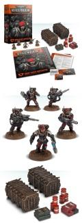 KILL TEAM - Astra Militarum - DROP FORCE IMPERATOR