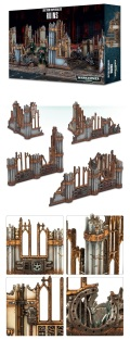 WH40K - SECTOR IMPERIALIS RUINS