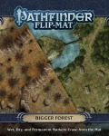 Pathfinder Flip-Mat - BIGGER FOREST