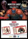 D&D 5th Ed. - Spellbook Cards - MONSTER CARDS: CHALLENGE 0-5 (177 Cards) (Preorder: January)