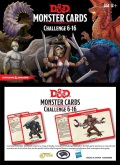 D&D 5th Ed. - Spellbook Cards - MONSTER CARDS: CHALLENGE 6-16 (74 Cards)