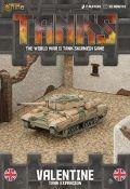 15mm WW2 - TANKS! - British Valentine Tank Expansion