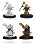 D&D Nolzur's Marvelous Minis - Gnome Male Wizards (2)