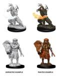 D&D Nolzur's Marvelous Minis - Male Human Druids (2)