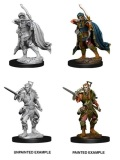 D&D Nolzur's Marvelous Minis - Elf Male Rogues (2)