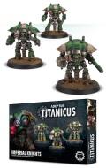 ADEPTUS TITANICUS - IMPERIAL QUESTORIS KNIGHTS
