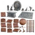 28mm Scenery - Terrain Crate - DARK LORD`S TOWER