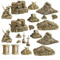 28mm Scenery - Terrain Crate - TREASURY
