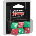 Star Wars - X-Wing Miniatures Game 2nd Ed. - DICE PACK (6)