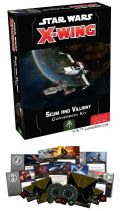 Star Wars - X-Wing Miniatures Game 2nd ed. - SCUM AND VILLAINY CONVERSION KIT