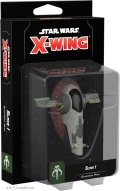 Star Wars - X-Wing Miniatures Game 2nd Ed. - SLAVE I Expansion Pack