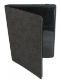 9-PKT PORTFOLIO - Blackfire 9-Pocket Premium Album Black