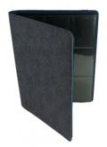 9-PKT PORTFOLIO - Blackfire 9-Pocket Premium Album Blue