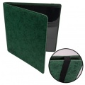 12-PKT PORTFOLIO - Blackfire 12-Pocket Premium Album Green