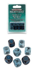 WH UNDERWORLDS: THORNS OF THE BRIAR QUEEN DICE (8)