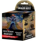 D&D Miniatures - Icons of the Realms - WATERDEEP - DRAGON HEIST Booster Pack (4)