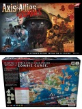 AXIS & ALLIES & ZOMBIES (2-5)