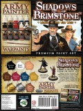 SHADOWS OF BRIMSTONE PAINT SET #1 Heroes of the Old West (Army Painter)