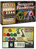 SHADOWS OF BRIMSTONE PAINT SET #2 Creatures of the Void (Army Painter)