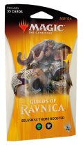 MTG - Guilds of Ravnica - SELESNYA Theme Booster Pack