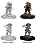 Pathfinder Deep Cuts - Male Halfling Rogues (2)