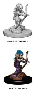 Pathfinder Deep Cuts - Gnome Female Rogue 1