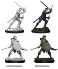 Pathfinder Deep Cuts - Elf Female Fighters (2)