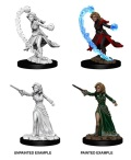 Pathfinder Deep Cuts - Female Human Wizards (2)