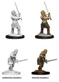 Pathfinder Deep Cuts - Male Human Barbarians (2)