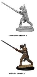 Pathfinder Deep Cuts - Female Human Barbarian 2