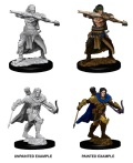 Pathfinder Deep Cuts - Male Half-Elf Rangers (2)