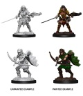 Pathfinder Deep Cuts - Half-Elf Female Rangers (2)