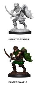 Pathfinder Deep Cuts - Half-Elf Female Ranger 2