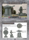 28mm Scenery - Galactic Warzones Defense Turrets (x2)