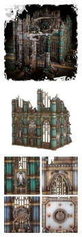 WH40K - SECTOR IMPERIALIS IMPERIAL SECTOR