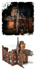 WH40K - SECTOR MECHANICUS DERELICT FACTORUM (Excl.)