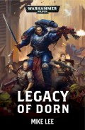 Crimson Fists - LEGACY OF DORN (Mike Lee)