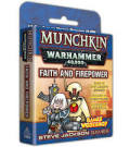 Munchkin Warhammer 40.000 - FAITH AND FIREPOWER Expansion