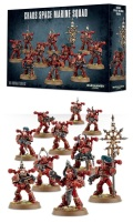 Chaos Space Marines - CHAOS SPACE MARINES