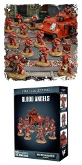 Space Marines - START COLLECTING! BLOOD ANGELS (Repack)
