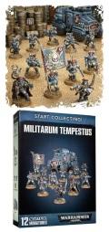 Astra militarum - START COLLECTING! MILITARUM TEMPESTUS (Repack)