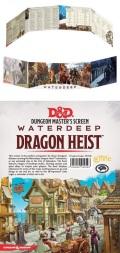 D&D 5th Ed. - Waterdeep - Dragon Heist - DM SCREEN
