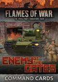 Flames of War - Russian Enemy at the Gates Command Cards (44)