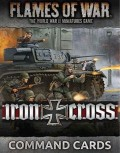 Flames of War - German Iron Cross Command Cards (48)