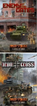 Flames of War - ENEMY AT THE GATES + IRON CROSS Bundle